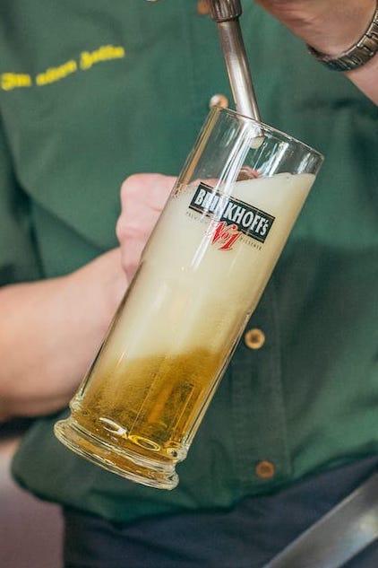 Im alten Zolln Lübeck - Beer