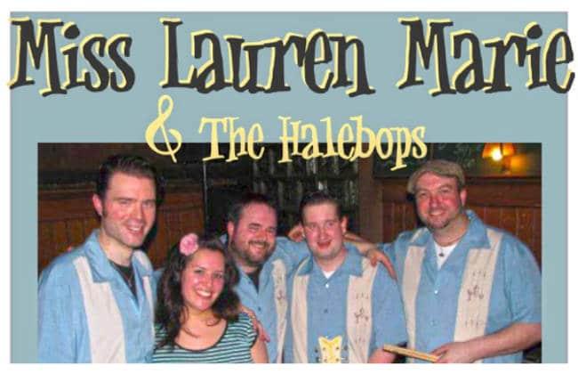 Miss Lauren Marie & The Halebops