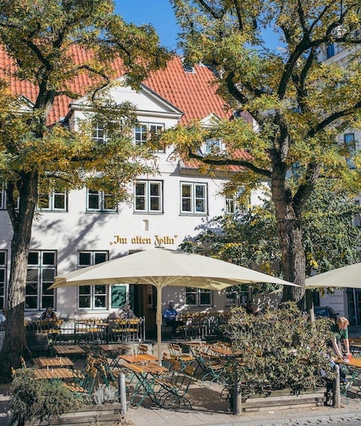 Im alten Zolln Lübeck - Unsere Räumlichkeiten