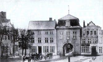 Im alten Zolln Lübeck - Geschichte