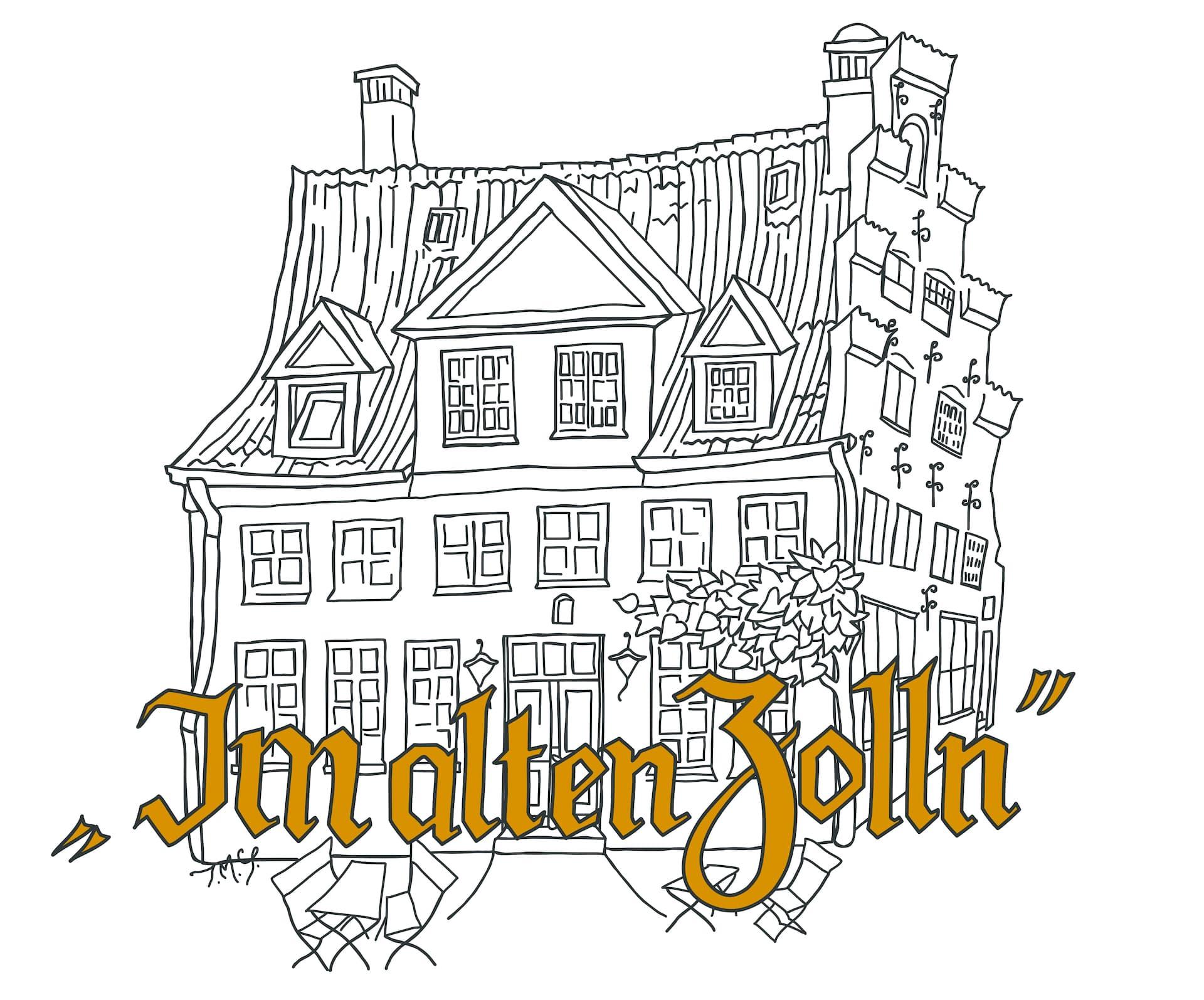 Im alten Zolln Lübeck - Logo